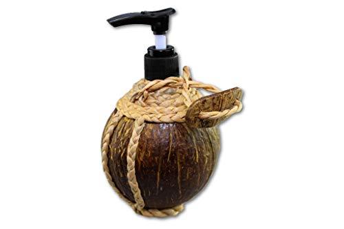 Kinaree kokosnoot zeepdispenser kokos pompdispenser