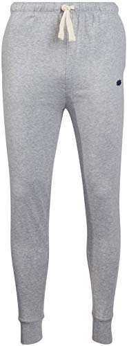 Lucky Brand Mens' Active French Terry Jogger Pants (Grey 1, Large)'