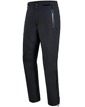 fit space Golf Climastorm Permanent Rain Pants Waterproof 20K Lightweight Performance Sporty Trousers  Black Pro X-Large