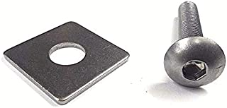 Befestigung Doppelstabmattenzaun Halter Gittermattenhalter Zaun Pfosten 40x Set