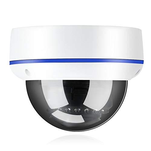 Xirfuni Power Over Camera, cámara IP PoE, cámara HD, para la habitación de los niños Hogar más Seguro y Duradero(5MP PoE IP)