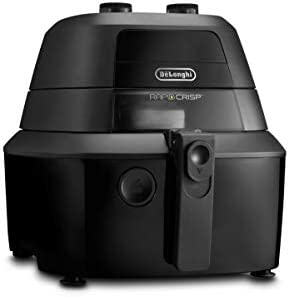 De'Longhi Rapid Crisp Air Fryer 4-Quart