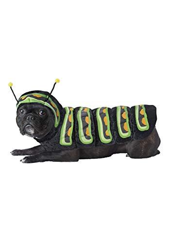 Dog Caterpillar Costume Small