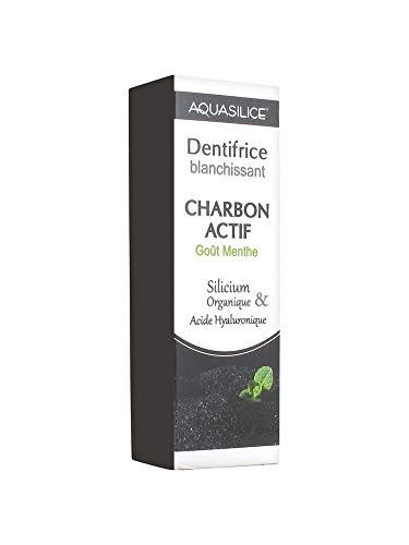 Dentifricio Carbone Attivo–Tubo 50ml aquasilice