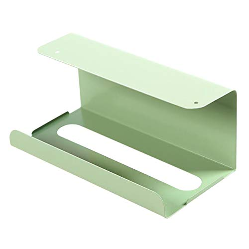 SAFAL Japanse kast onder opknoping papier handdoek rek woonkamer papier pompen doos gratis ponsen ijzer papier handdoek box opslag rack