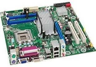 Intel Core 2 Quad/Intel B43/DDR2/A&V&GbE/MATX Motherboard, Retail BOXDB43LD