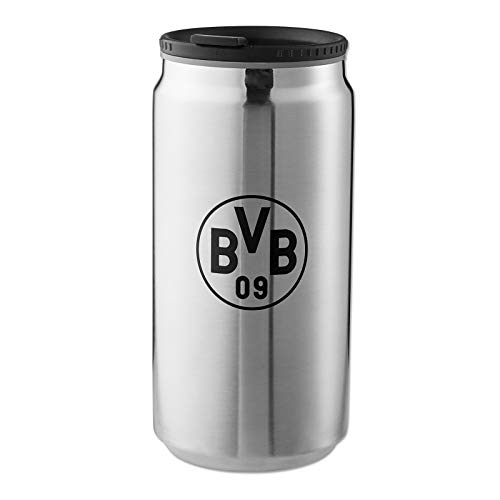 BVB-Edelstahl-Coffee-To-Go-Thermobecher one size