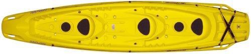 BIC Kalao Deluxe Kayak, Yellow