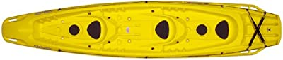 BIC Kalao Deluxe Kayak, Yellow