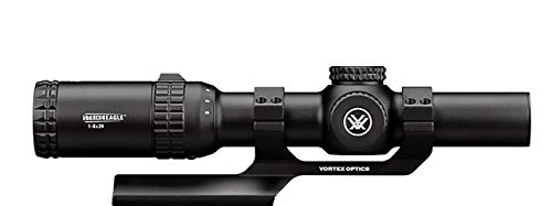 Vortex Optics Strike Eagle 1-6x24 Second Focal Plane Riflescope - BDC Reticle (MOA) with Sport Cantilever 30mm Mount - 2-Inch Offset