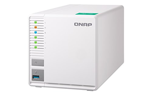 QNAP Desktop NAS behuizing NAS Enclosure Only Enclosure wit