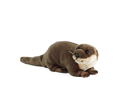 Living Nature Stofftier - Großer Otter (40cm)