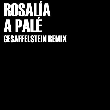 A Palé (Gesaffelstein Remix)