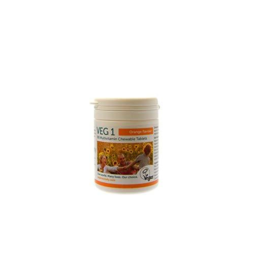 VEG 1 / VEG1 Geschmack Orange 90 Comp.