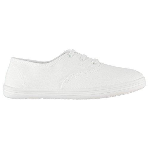 Slazenger Kinder Sneaker Canvas Royal EUR 34