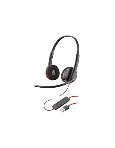 Plantronics Blackwire 3220 - Headset Black
