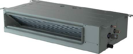 Condizionatore Canalizzato Quadri Split 9000/9000/9000/12000 Btu A/A, Gas R32 Inverter