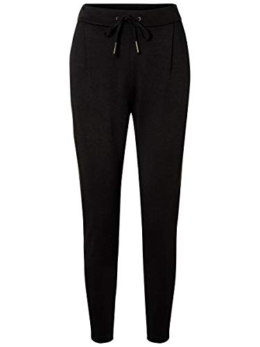 Vero Moda Vmeva Mr Loose String Pants Noos, Pantaloni Donna, Nero (Black), W36/L32
