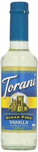 Torani Syrup, Sugar Free Vanilla, 12.7 fl oz