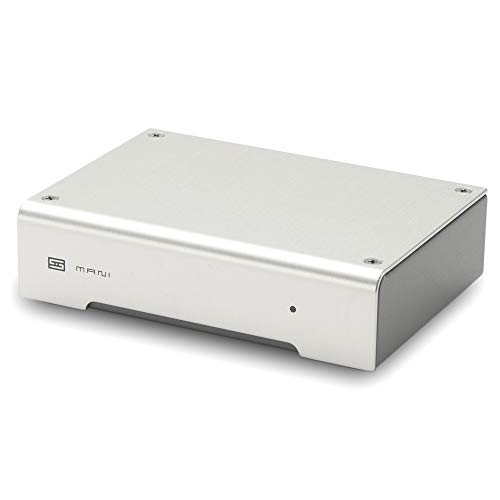 Schiit Mani Phono Preamp for MC and MM Cartridges (Silver)