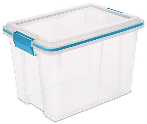 STERILITE Clear Gasket Box