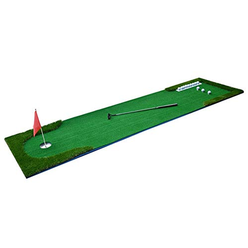 Best Review Of ChenCheng Golf Green Practice Blanket Putter Practice Turf Outdoor Sport (Size : 0.5x...