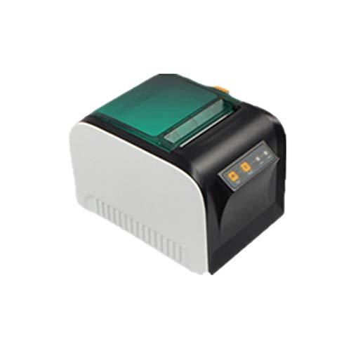 Label Code Barre imprimante vêtements Restauration supermarché détail Ticket de Caisse imprimante téléphone sans Fil Bluetooth Compact et Simple imprimante Thermique,bluetoothandUSB