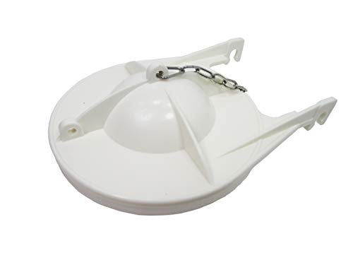 Toilet Flapper to fit/replace American Standard 738920-0070A Cadet 3, also fits ST Thomas & Glacier Bay