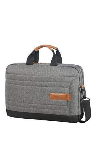 American Tourister Sonicsurfer - Laptop Briefcase 15.6 Aktentasche, 44 cm, 15 L, Herringbone