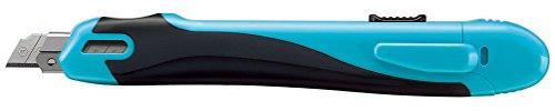 コクヨ カッター フレーヌ 安心構造 標準型 HA-S100B 青