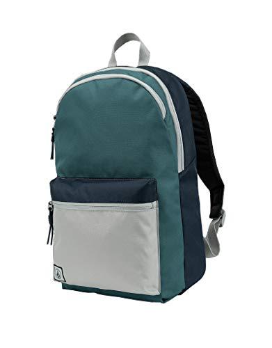 Volcom Unisex-Erwachsene Academy Backpack Rucksack, Marineblau, Einheitsgröße