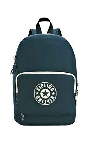 Kipling Classic Niman Fold Backpack Serious Navy