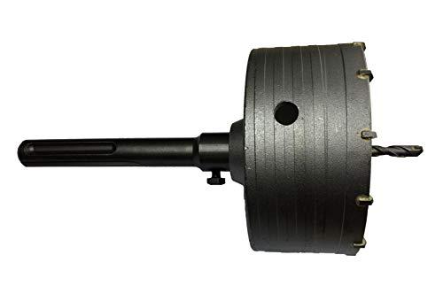 Falon Tech - Fresa a tazza SDS Max, 120 mm