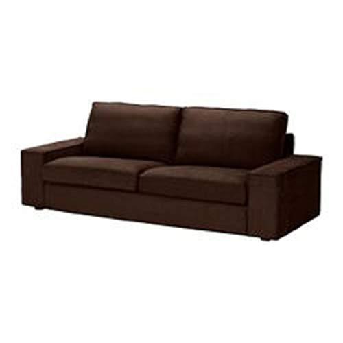 Ikea Kivik Sofa Slipcover Cover Tullinge Brown