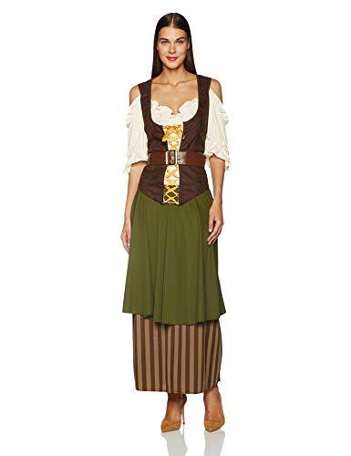 California Costumes Damen Adult-Sized Costume Kostüm für Erwachsene, Oliv/braun, XX-Large (18/20) US