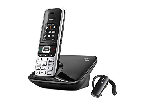 Gigaset S850+Bt - Teléfono inalámbrico manos libres con co