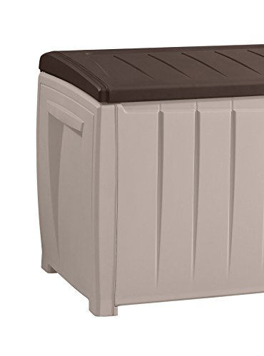 Keter Kissenbox Novel, beige, 340L, 125cm - 7