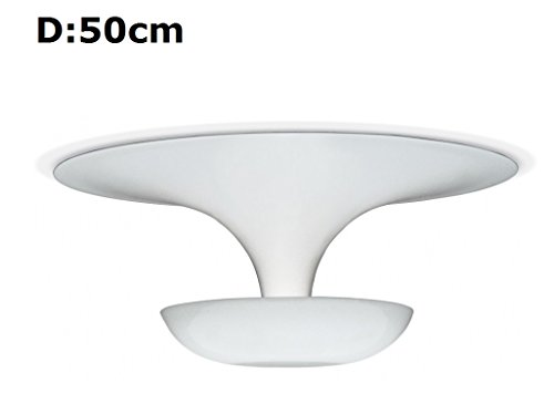 Vibia, 200703 Funnel, Fassung: R7s Farbe: Weiß Material: Aluminium