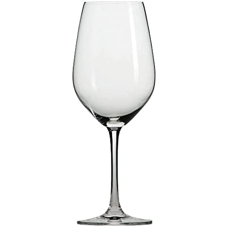 Amazon Com Schott Zwiesel Tritan Crystal Glass Forte Stemware Collection Burgundy Light Red White Wine Glass 13 6 Ounce Set Of 6 Wine Goblets Wine Glasses
