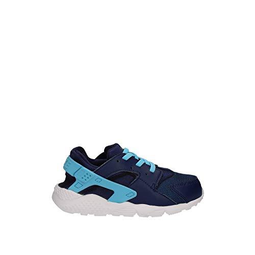 Nike 704952 Calzado Deportivo Niño Azul 19½
