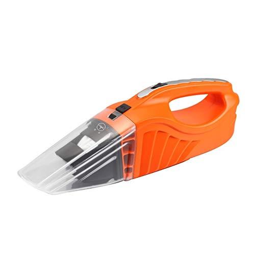 LNLZ Aspirateur de Voiture Tout en métal, Orange, câblé