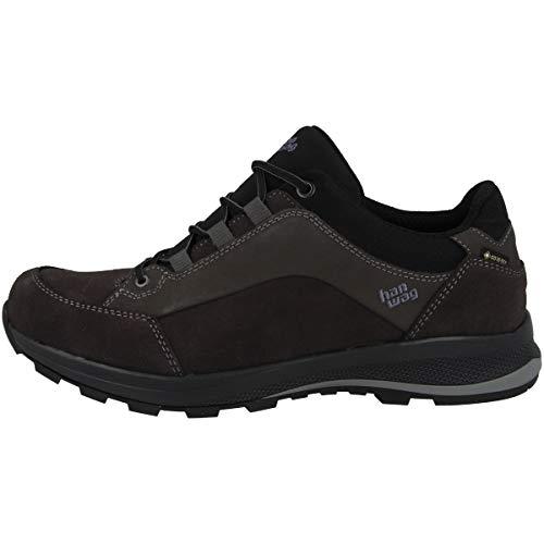 Hanwag Men's Banks Low GTX Boots, grey, UK 7.5