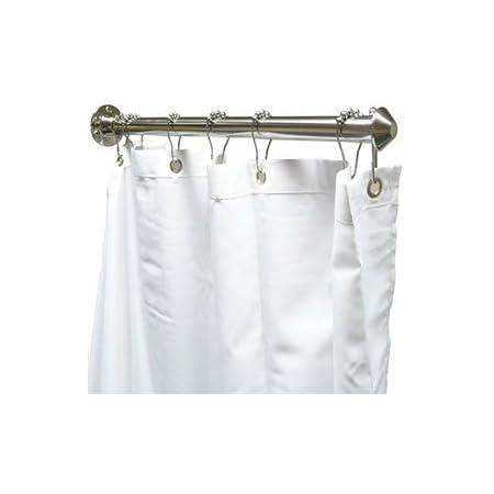 Shower Rod Modern Shower Rod Adjustable Shower Wall Bar Hand Shower Holder 68CM