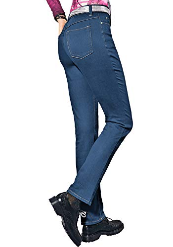 Looxent Damen Wonderjeans in 5-Pocket-Schnitt Gürtel