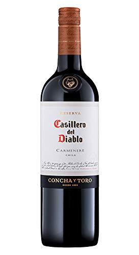 Concha y Toro Casillero del Diablo Carmenere 2018 Trocken (1 x 0.75 l)