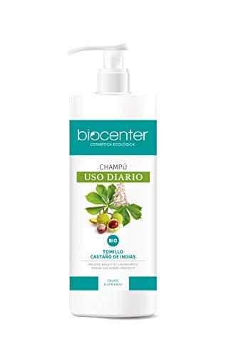 Biocenter Botanical - Champú ecológico uso diario - Envase