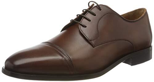 Hugo Boss Herren Richmont_Derb_buct 10221468 01 Derbys, Braun (Medium Brown 210), 41 EU, (Herstellergrösse 7)