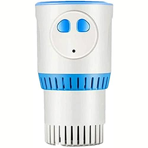 ZBQLKM Hogar y Copa de Coche Calentador de refrigerador Rápido Copa de enfriamiento eléctrico, Dormitorio portátil Enfriamiento y calefacción Copa de enfriamiento rápido, 2 en 1 Refrigerador de botell