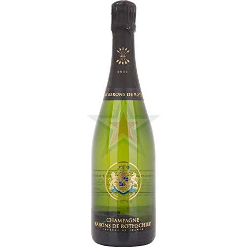 Barons de Rothschild Champagne Brut 12,00% 0,75 Liter