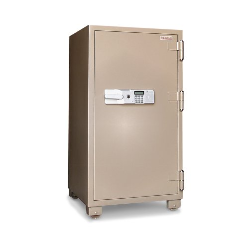 Why Should You Buy Mesa Safe Company Model MFS-100E 2 Hour Fire Rated Safe with Electronic Lock, Tan
